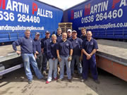Pallet Recovery for Reuse