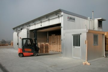 Heat Treated Pallets Heat Treatment ISPM15