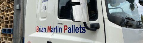 Kettering Pallet Supplier